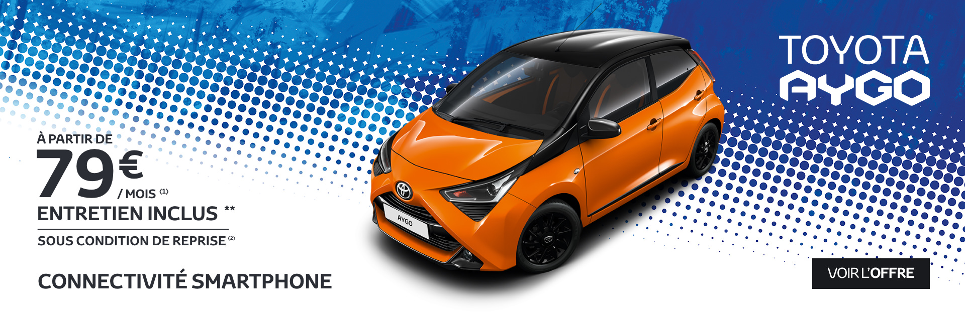 photo citadine toyota aygo viry chatillon